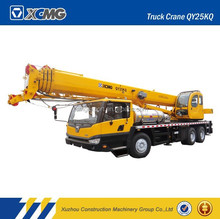 XCMG official manufacturer QY25KQ 25ton Chinese telescopic boom truck mounted crane