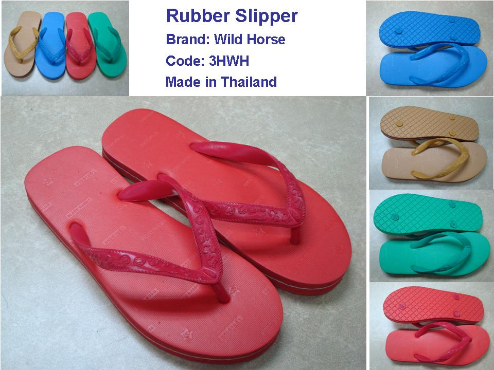 Sell Rubber Slipper made in Thailand