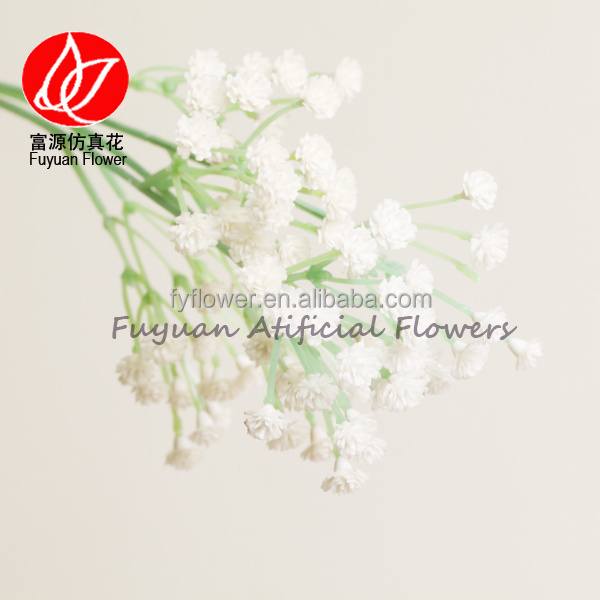 141230 Popular promotional artificial white babysbreath flower baby's breath