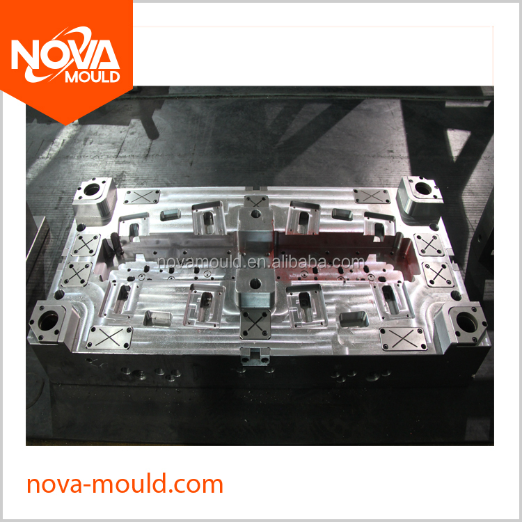 OEM Aluminum 2014/2017/5052/6061 die casting mould /Orthopedic Zinc Die Casting Hardware Tape Fittings Mould Parts