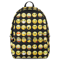 10pcs/Lot Free shipping High Quality emoji school bag