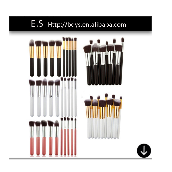 Retail online shopping cosmetic brush Makeup brushes