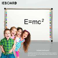 Optical Interactive whiteboard CCD interactive whiteboard china interactive multi touch smart whiteboard 85 ccd optical imaging