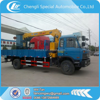 China cheap price used crane trucks in uae