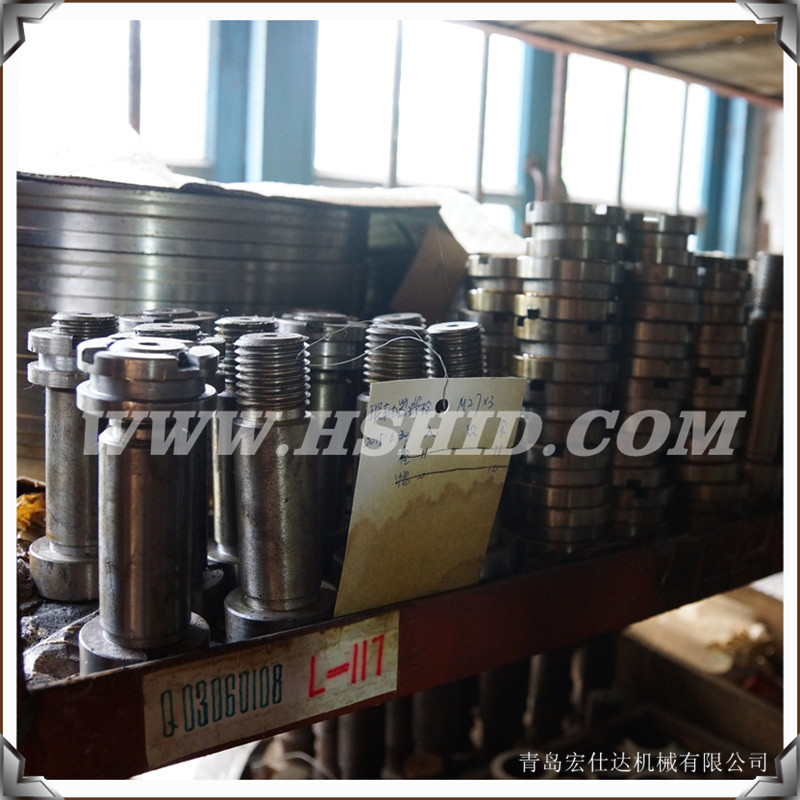custom fabrication services steam turbine parts nuts and bolts making machines