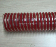8 inch red IPL flexible hose, alcohol hose, PVC pipe