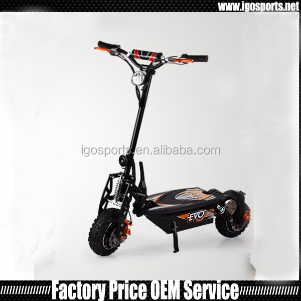 60V 2000watt EEC COC electric kick scooter for adults