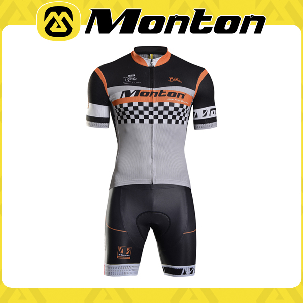 Men hot sale bicycle clothes set with miti fabric high quality