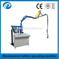 Silicone Extruder Machine /glass making machine