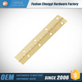 0.8mm thickness small brass hinges picture