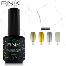 RNK 2017 hotsale Crack Gelpolish soak off uv gel nail polish
