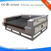 1600*1000 non-woven fabric mats cutting machine laser cutting equipment for auto-feeder rouleau cutting laser cutiing