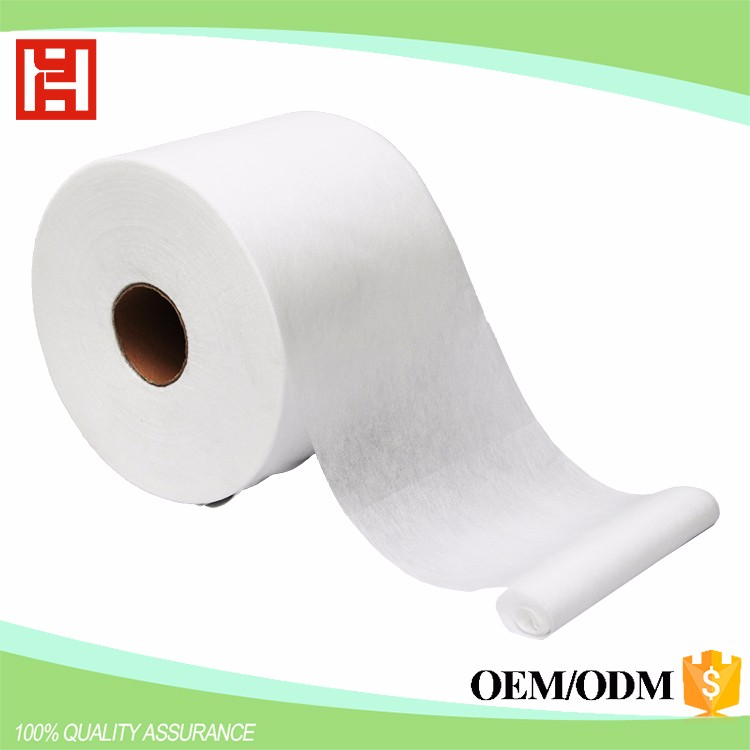 Alibaba China Products Original White SMS Hydrophobic Nonwoven Fabric For Hospital Doctor Cloth
