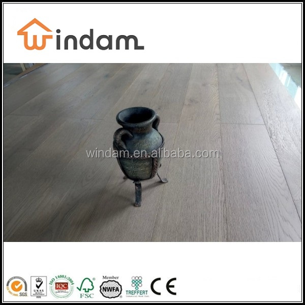 15/4*190*1900 mm ABC grade White oak engineered floating wood flooring
