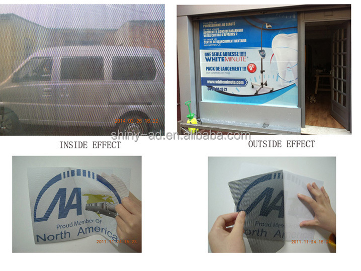 truck window decals perforated one way vision stickers