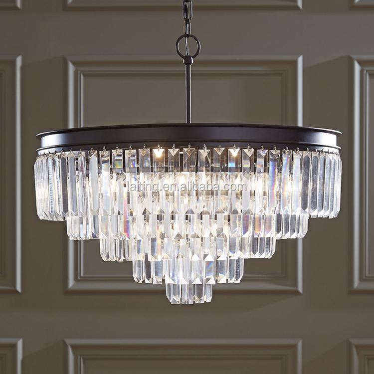 dining room vintage chandelier crystal lamp lighting decoration 71076