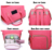 Popular design waterproof Oxford Diaper baby bag w/changing pad,various color diaper backpack bag,best selling baby diaper bag