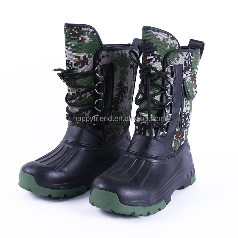 2016 fashion army men fishing boots eva cheap waterproof for Waterproof fishing boots