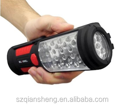 Powerful LED Torchlite Work Light Camping and Emergency Light with Magnetic Base