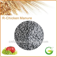 Refined Chicken Manure pellets