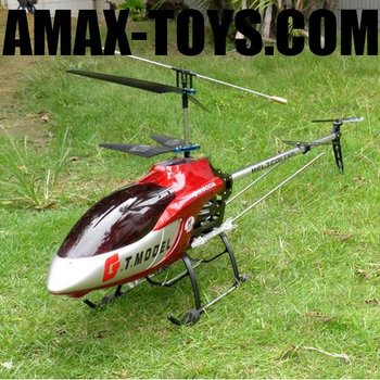 rh-0648006G Largest rc aircraft 1.34 meter oversized helicopter with gyroscope