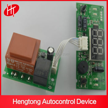 Most popular intelligent digital display temperature controller for air conditioner from direct factory