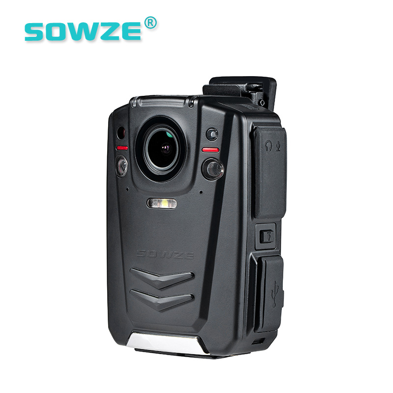 Police Body Worn Camera Night Vision IP67 3G <strong>WiFi</strong> and GPS Portable Body Worn Camera