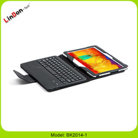 20134Hot Selling ABS Cover Bluetooth Keyboard For Samsung Galaxy Keyboard 10.1''