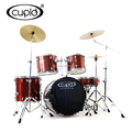 CUPID 5 piece PVC Drum set