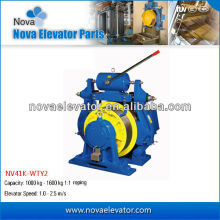 NV41K-WTY2 Gearless Traction Motor for Elevator