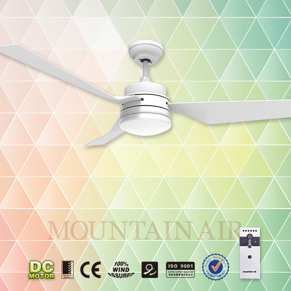 "new design 52"" Modern dc Ceiling Fan with LED Light"