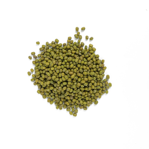 Small Green bean Bulk Green Mung beans with even and full granules