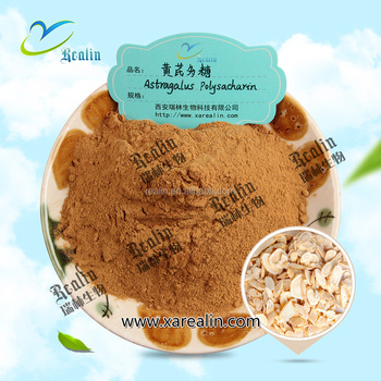 High quality astragalus root extract Polysaccharide powder