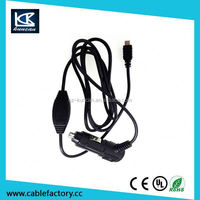 Tablet car adaptor 9v 2a 18w usb car chargers