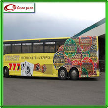 3m car vinyl wrap sticker printing advertising vinyl bus sticker