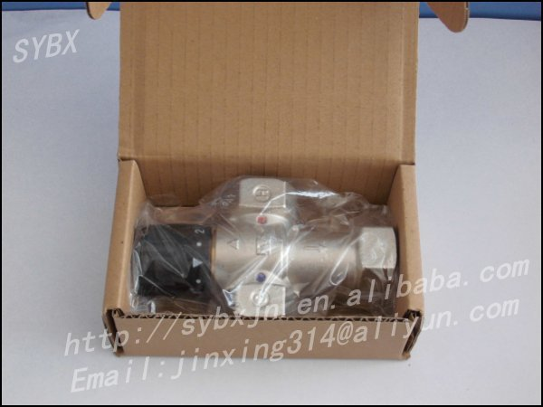 "Alibaba China Supplier Brass 1"" DN25 Solar Shower Thermostatic Mixing Valve"