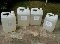 Crystal low cost potting compound