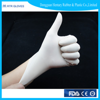 hot sale cheap top glove latex gloves&amp with high quality