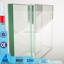 anti slip 4mm thick density toughened glass