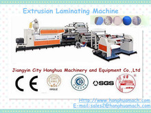 factory price hot melt spray laminating coating machine filling machine