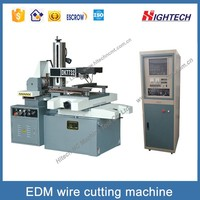 DK7732 EDM wire cutting machine, edm molybdenum wire machine