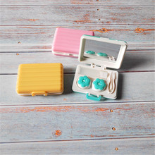 contact lens case in stock contact lens mate box Contact Lenses Accessories case