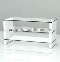 "clear glass tv stands 32""-42"""