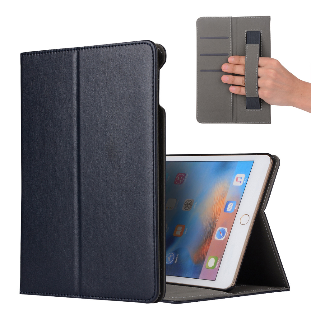Leather Wallet Stand Folio Tablet Flip Cover Case for iPad mini 5