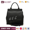 HEC Wenzhou Good Quality Waterproof Ladies PU Shoulder Bag Women