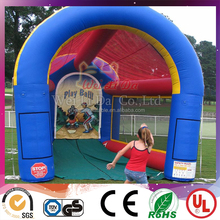 Customized inflatable sport games for kids play