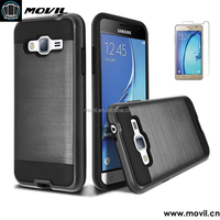 tpu pc combo case for samsung galaxy j1 2016