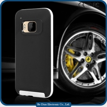 Free sample bulk qty protective strong shockproof cell phone case for HTC M9