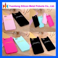 2015 Hot Selling Silicone Mobile Phone Cover/Silicone Case For iPhone 6