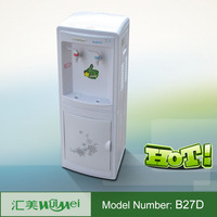 standing hot and cold water purifier dispenser